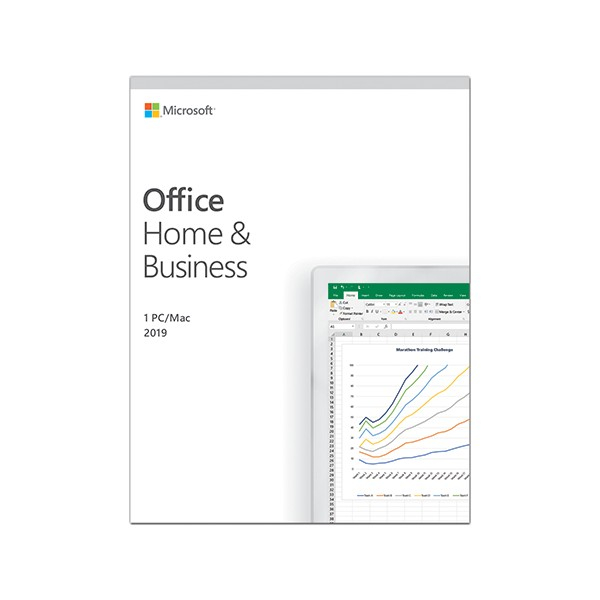 Office 2019 Home and Business FPP 0