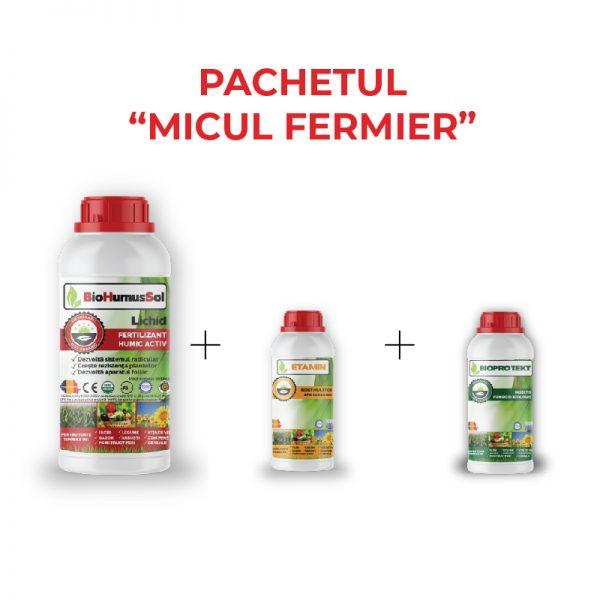 """BioHumusSol Pachetul """"Micul Fermier"""" 0"""
