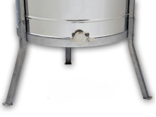 Centrifuga Mineli tangentiala, 4 rame, manuala cu canea din inox [4]