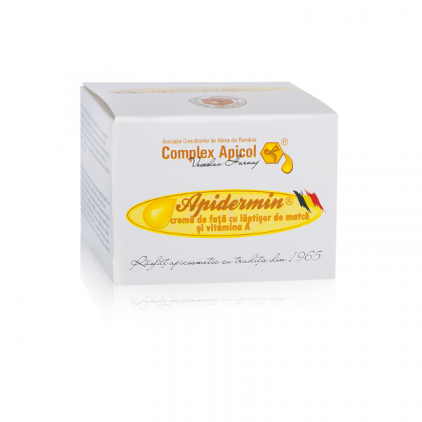 Apidermin crema pentru fata 30ml [0]