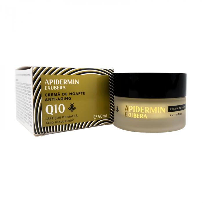 Crema Apidermin Exubera noapte 50 ML 0
