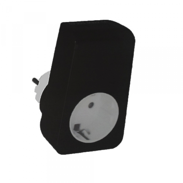 ADAPTOR INCARCATOR 2 USB 2100MA TOTAL GREEN [0]
