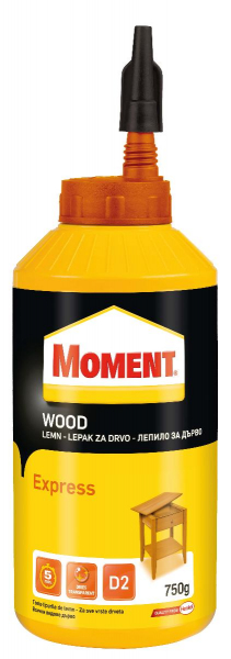 MOMENT WOOD EXPRES D2 750G 0