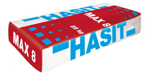 ADEZIV  VATA FATADA  MAX8 ALB/GRI 25KG - HASIT 0