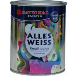 ALLES WEISS EMAIL MARO ROS 0.6KG [0]