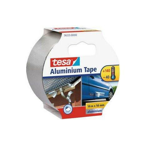 Banda de aluminiu TESA 50524 50 mm 50 m Argintiu 0