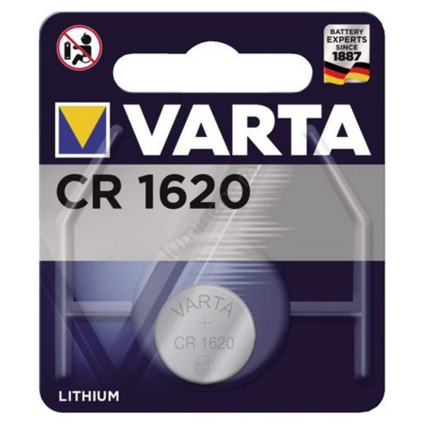 BATERIE CR 1620 ELECTRONICS VARTA [0]