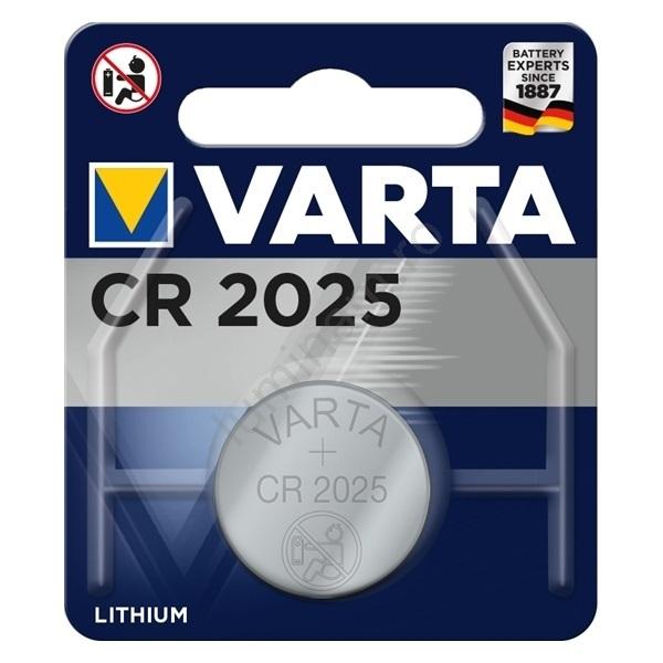 BATERIE CR2025 3V VARTA [0]