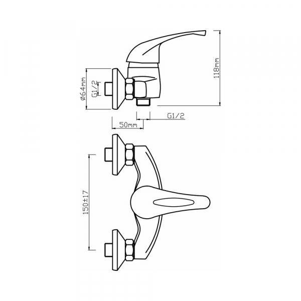 BATERIE DUS(FURTUN SI PARA DUS) SB-08 SANOBI BOEMA (1/10) 1