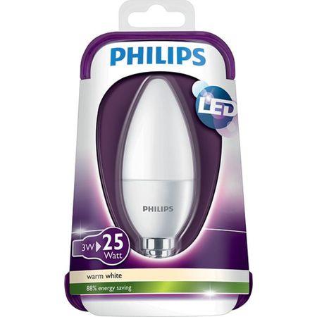 BEC LED 25W E14 PHILIPS LUMANARE 2