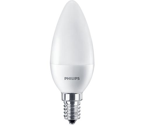 BEC LED 60W E14 PHILLIPS 0