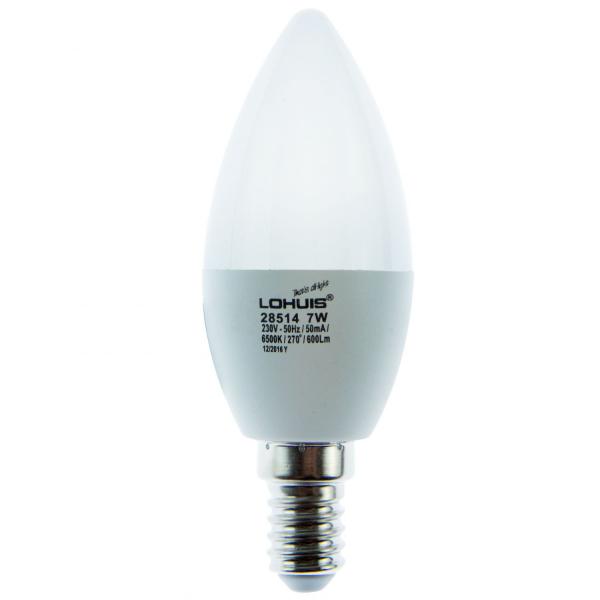 BEC LED 6W/5W E14/E27 [0]