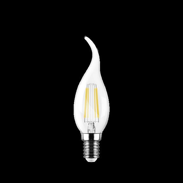 BEC LED CU FILAMENT 4W 0