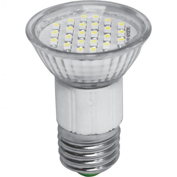 BEC LED JDR SPOT, E27, 10W, 50000 ORE, LUMINA RECE total green 0