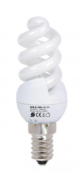 BEC LED  SPIRALA 9W E14 ECONOMIC 0