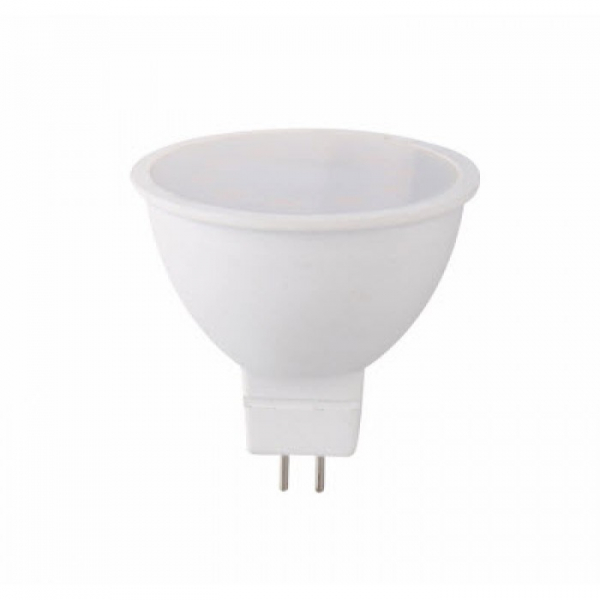 BEC SPOT LED 6.5W GU5.3 TOTAL GREEN [0]