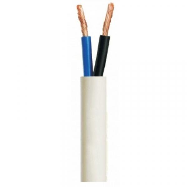 Cablu electric MYYM / H05VV-F 2 x 2.5 mmp, cupru 0