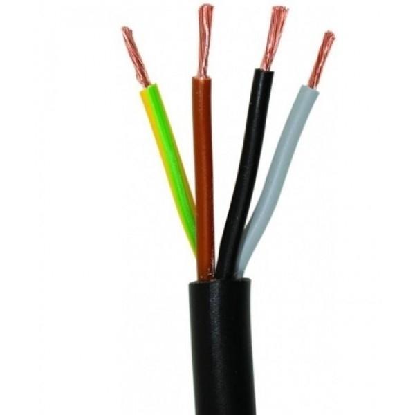 CABLU ELECTRIC MYYM / H05VV-F 4 x 2.5 MMP, CUPRU 0