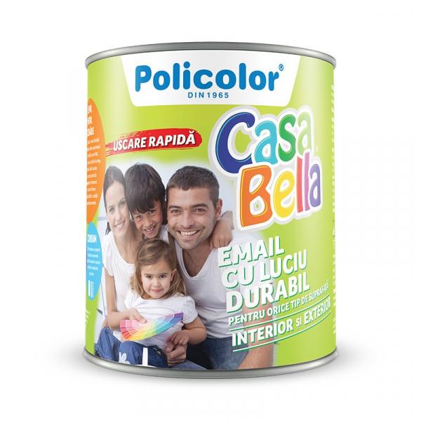 CASABELLA EMAIL NEGRU 10L 0