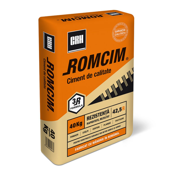CIMENT ROMCIM 40KG 0