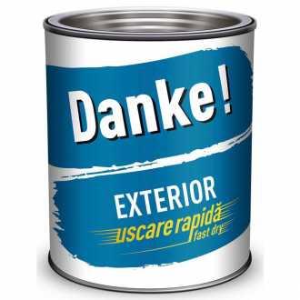 DANKE EMAIL GRI MET/VERN 0.75L 0