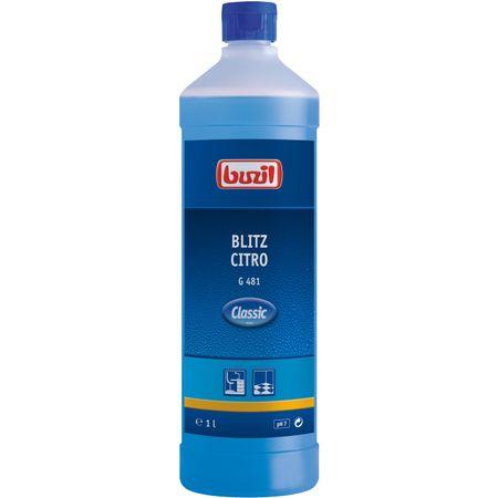DETERGENT PROFESIONAL - 1L - BUZIL BLITZCITRO (G481 ) [0]