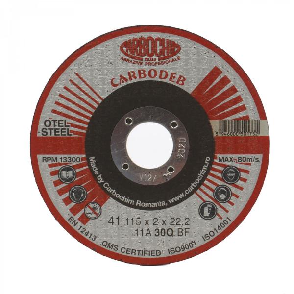 DISC 115X1 MM [0]