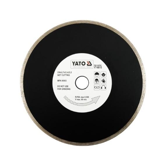 DISC DIAMANTAT 230MM [0]