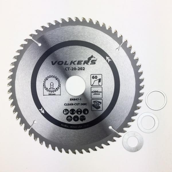 DISC FIERASTRAU CIRCULAR PENTRU LEMN 200x30MM T60 0