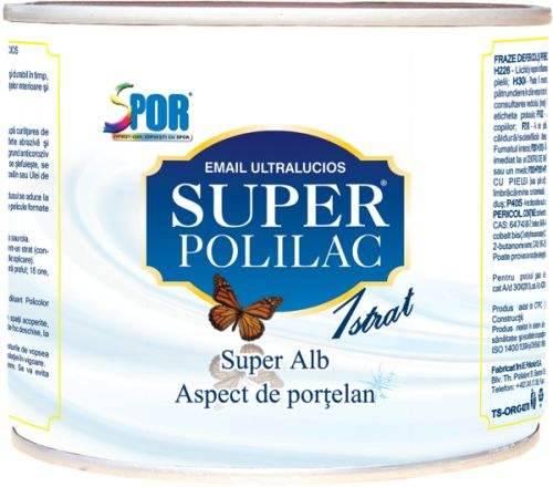 EMAIL SPOR SUPERPOLILAC ALB 0.5L ULTRALUCIOS, EFECT PORTELAN [0]
