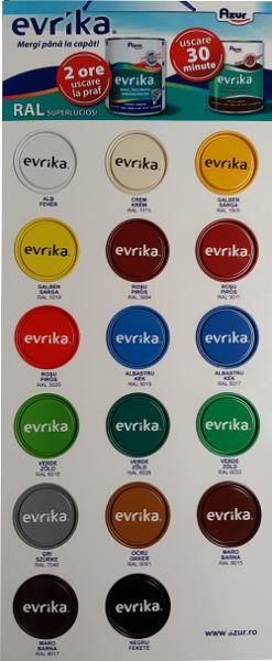 EMAIL CREM EVRIKA 1015 0.75L 2
