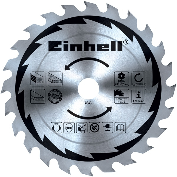 FIERASTRAU CIRCULAR EINHELL TC-CS1400 1