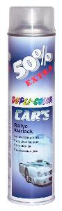 SPRAY CARS ALB/NEGRU LUCIOS/MAT  600ML 0