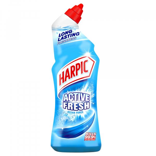 HARPIC GEL ACTIVE 750ML 0
