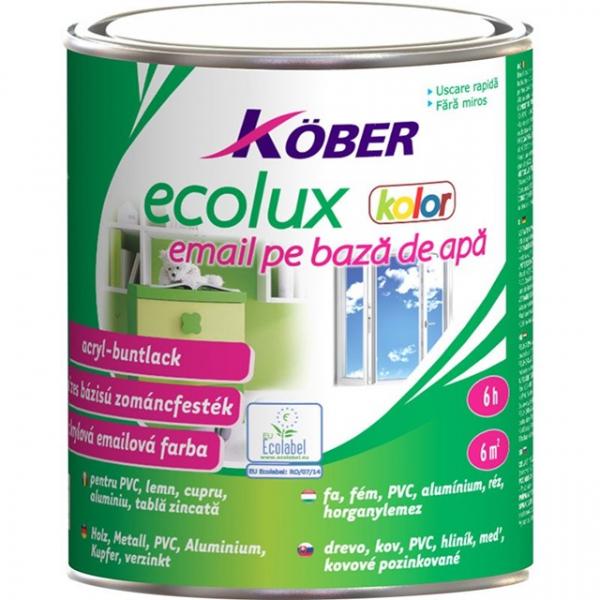 KOBER ECOLUX ROSU VIN 0.75L 0