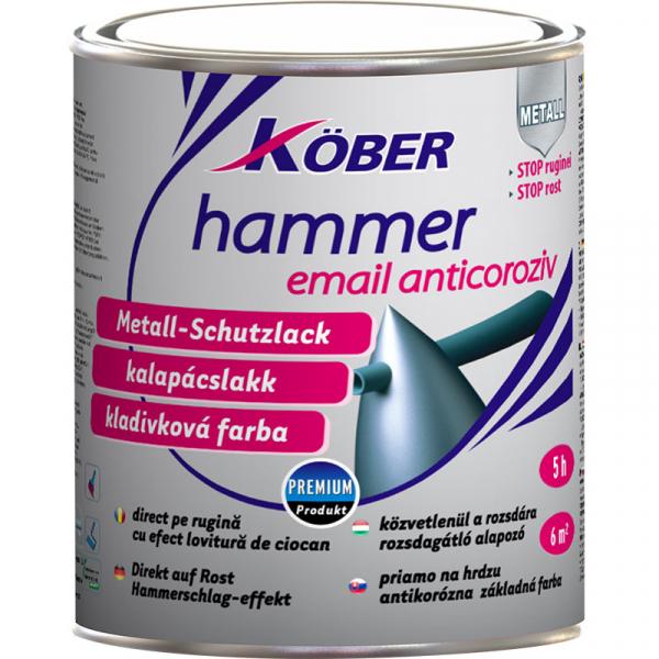 KOBER EMAIL HAMMER BRUN 0.75L [0]