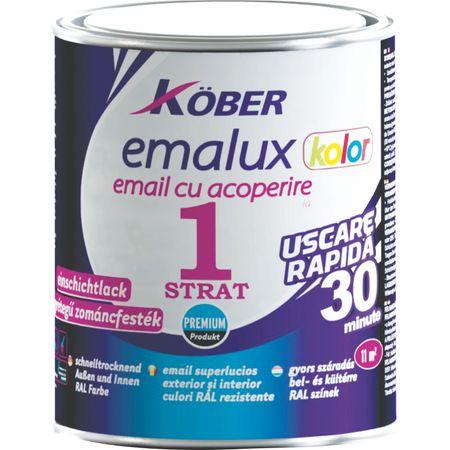 KOBER EMALUX ALB 4L 0