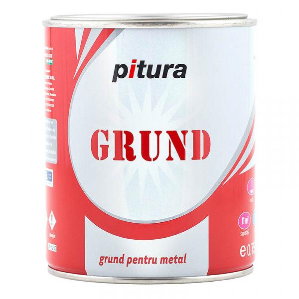 GRUND METAL GRI PITURA KOBER 4 l 0
