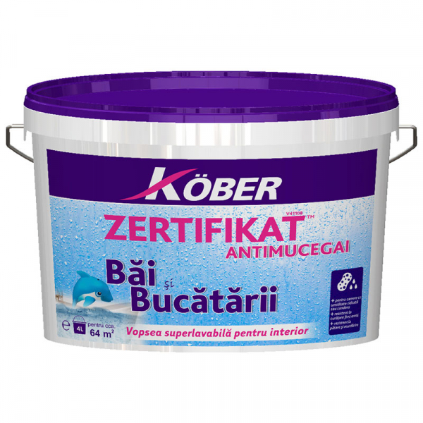 KOBER VAR ZERTIFICAT BAIE/BUCAT 4L 0