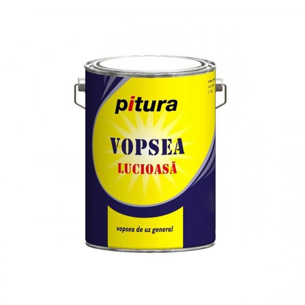 KOBER VOPSEA UNIVERSALA PITURA VERDE 4L 0