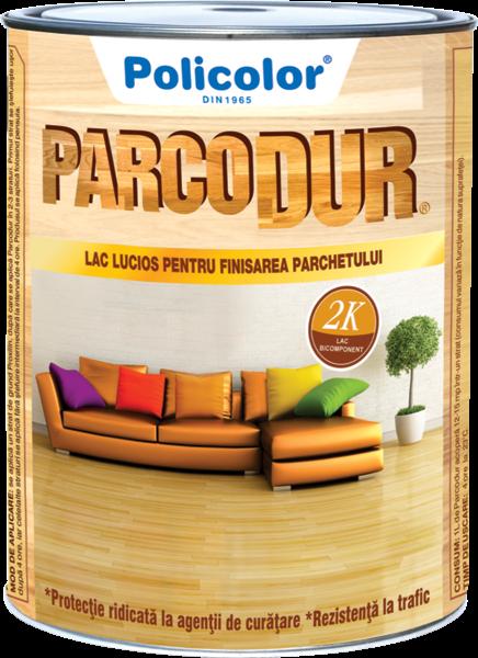 Lac lucios pentru parchet Parcodur 4 l [0]