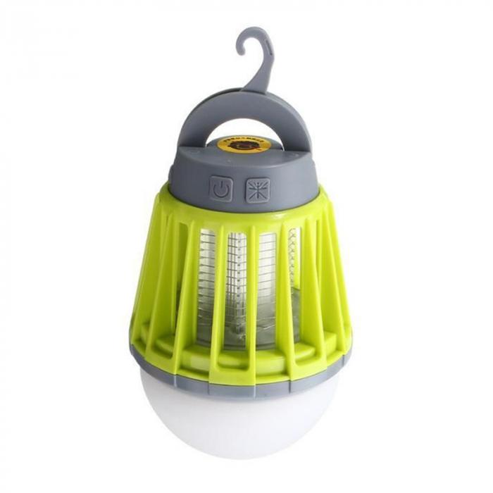Lampa Camping cu sistem anti insecte [0]