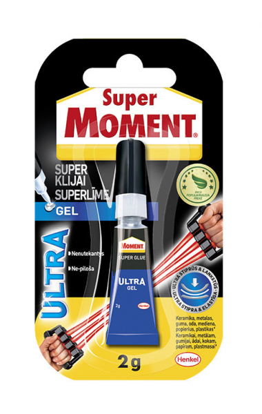 MOMENT SUPER GLUE ULTRA GEL 2GR 0