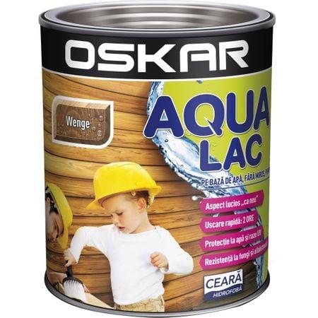 OSKAR AQUA LAC WENGE 0.75L 0