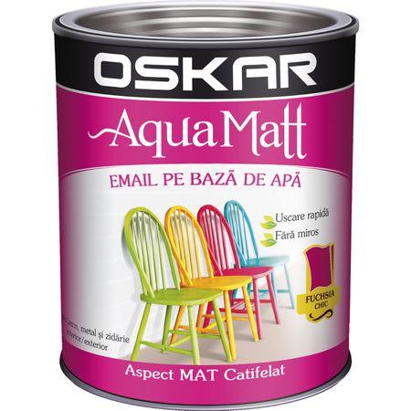 OSKAR AQUA MATT FUCHSIA 0.6L 0