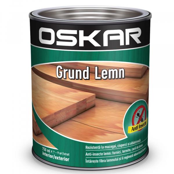 OSKAR GRUND LEMN 0.75L 0