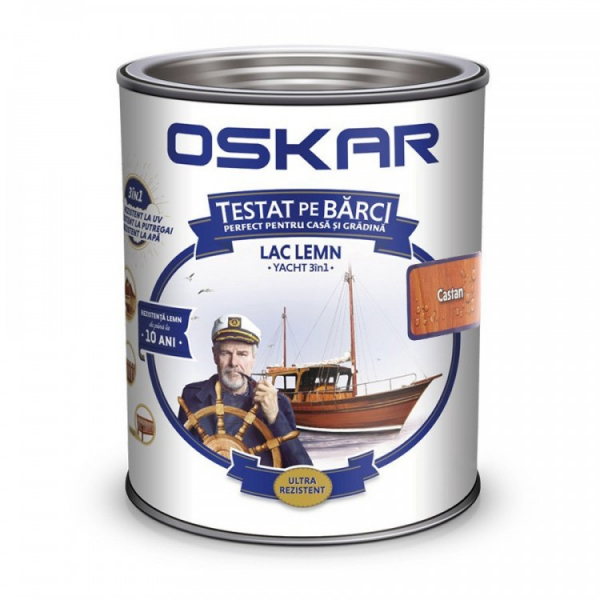 OSKAR LAC YACHT CASTAN 0.75L 0