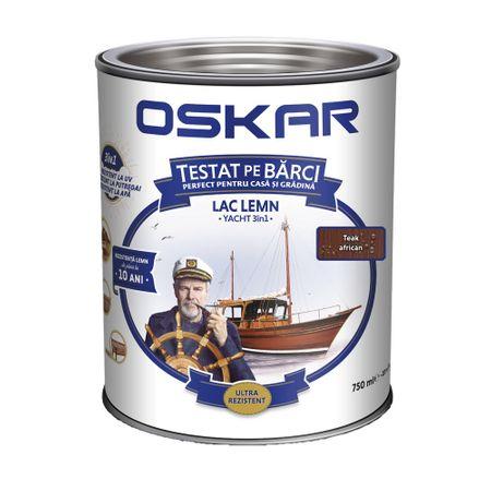 OSKAR LAC YACHT TEAK 2.5L 0