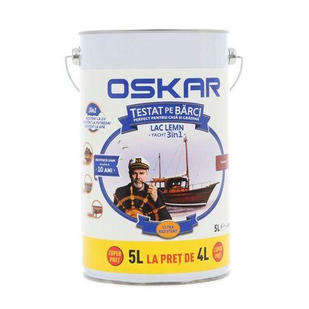 OSKAR LAC YACHT TRANDAFIR 5L 0