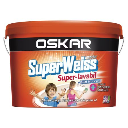OSKAR VAR SUPERWEISS 2.5L 0